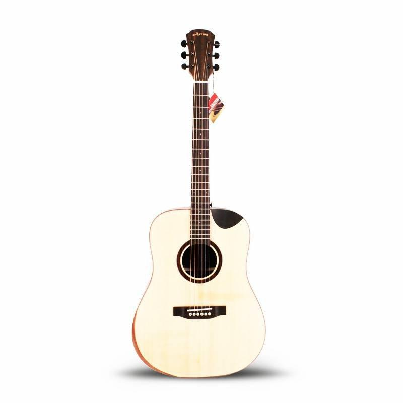 Qteguitar 41 inch acoustic guitar AT-008