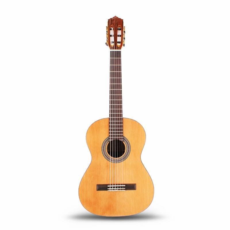 Qteguitar 39 inch classical guitar AC-01