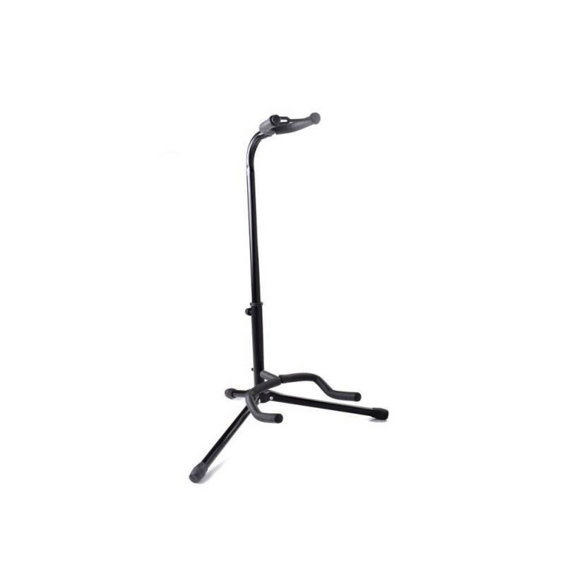 artiny On Stage Black Tripod Guitar Stand, Single Stand