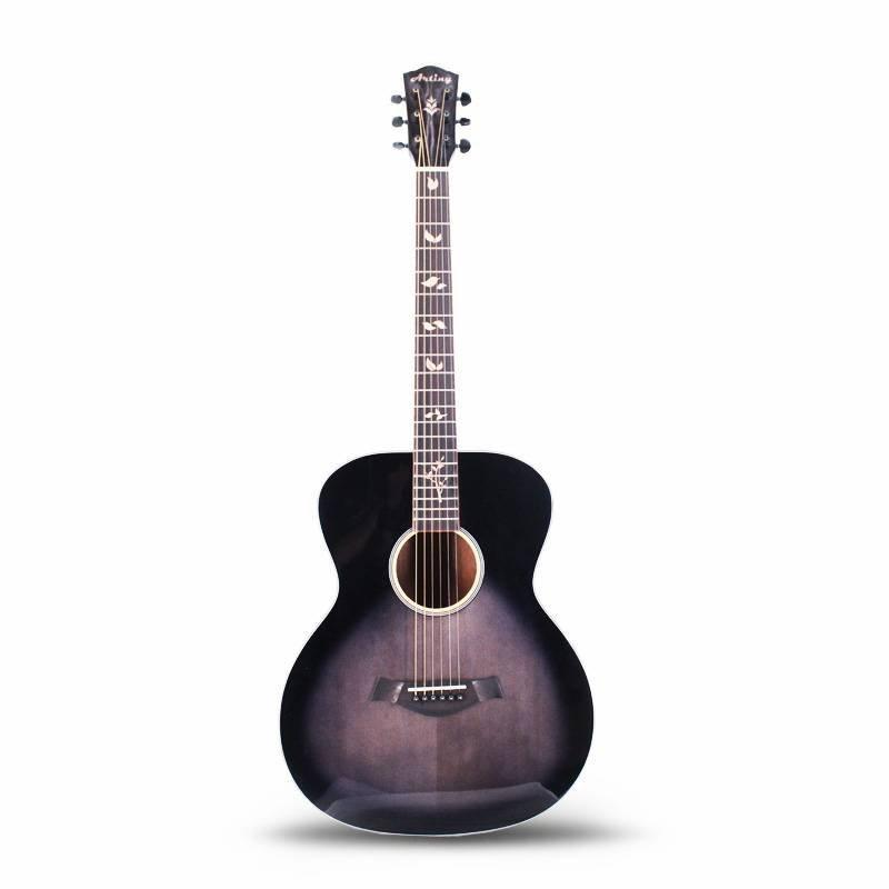 artiny 40 inch folk custom acoustic guitars QAG075 acoustic guitar dealer